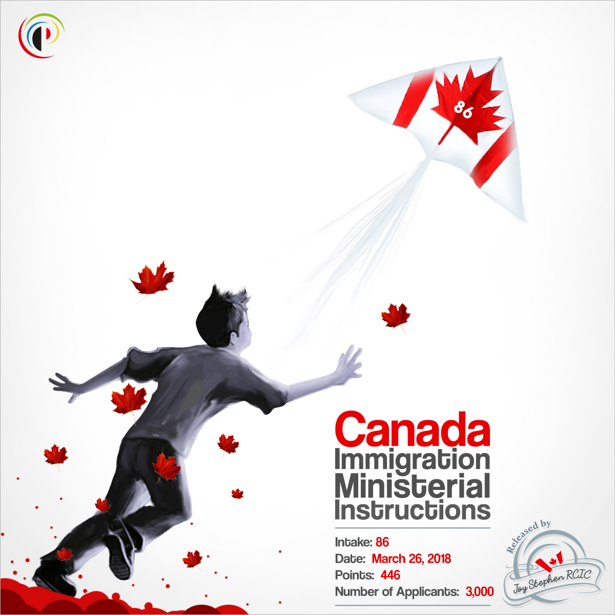 where to send canadian permanent residence application
