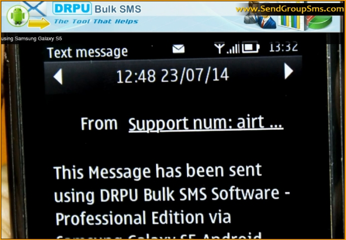 free sms application android mobile