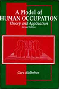 model of human occupation book theory and application