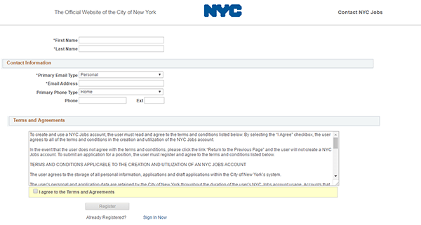 what to type in a job application email