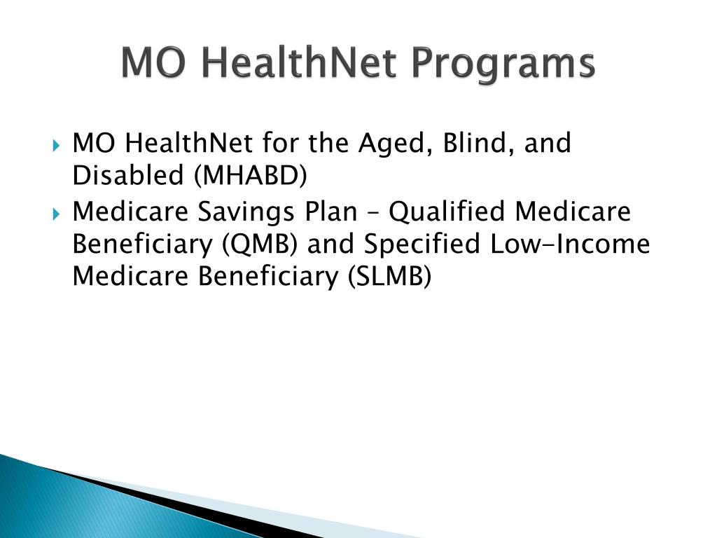 missouri medicaid application for disabled adults