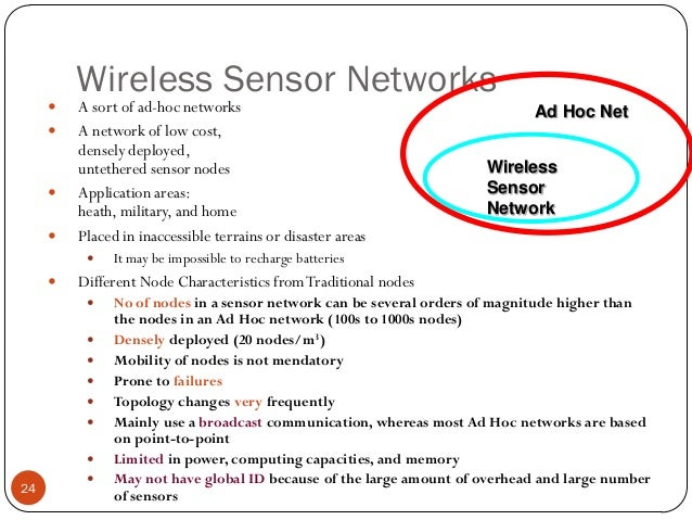 application areas of wireless sensor networks