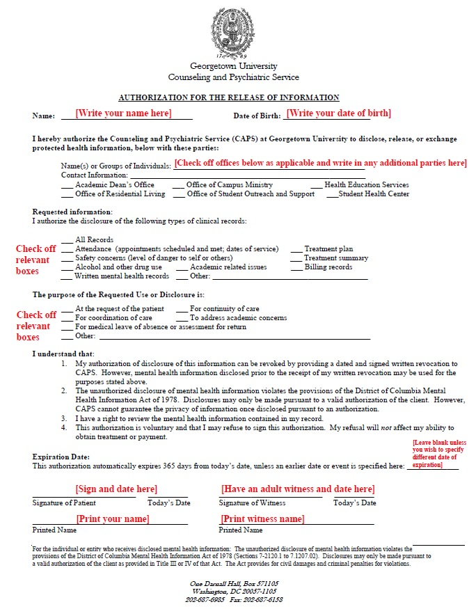 credit card for university application form