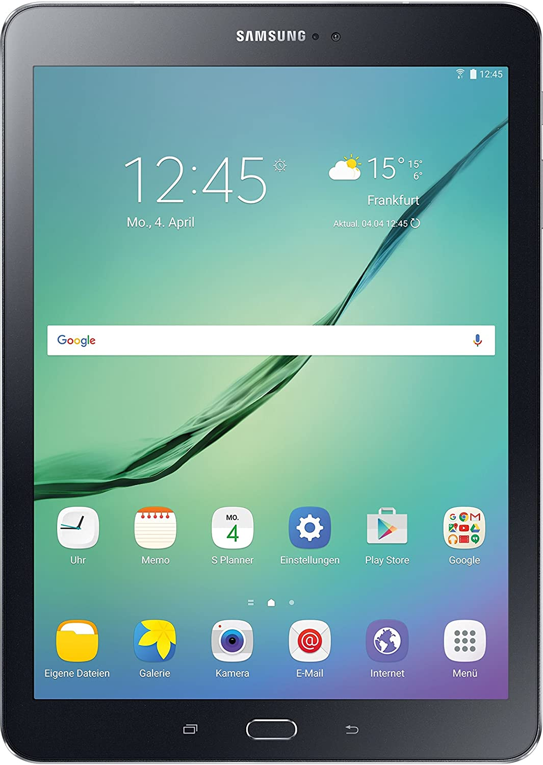 where is application manager on samsung tab