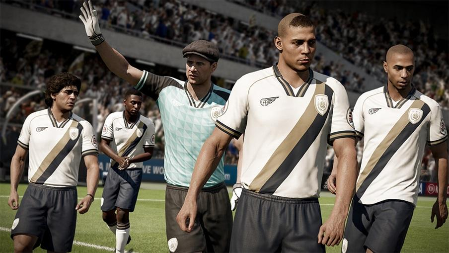 mise a jour fifa 18 application smartphone