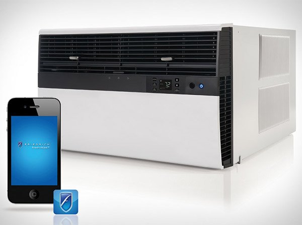 samsung air conditioner setting application on iphone