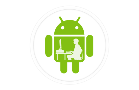 we develop applications on android with company